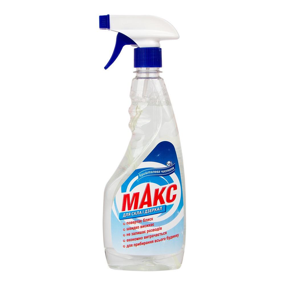 Рідина для миття скла МАКС, 0,5л