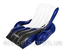 Надувное пляжное кресло-шезлонг Intex 58868