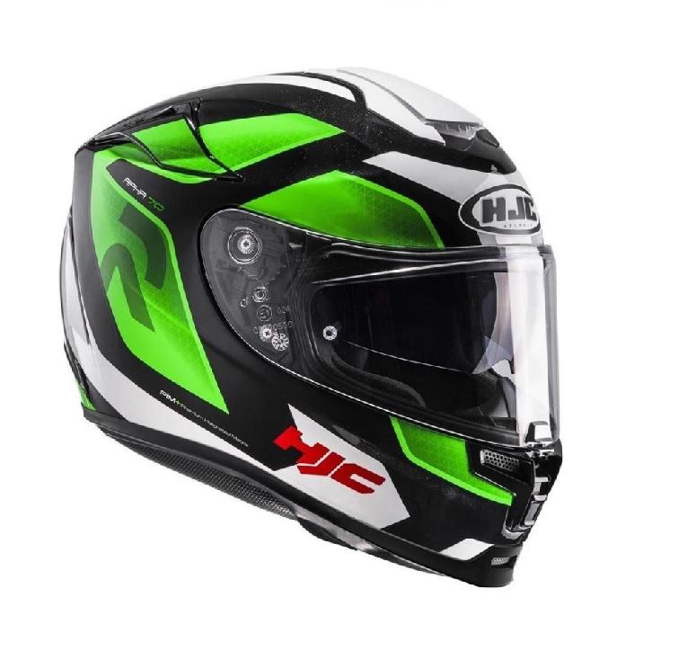 Мотошлем Hjc RPHA-70 Grandal (Green)