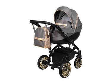 "Дитяча універсальна коляска 2 в 1 ""Amadeo Premium""  AP-2"