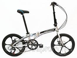Велосипед складной CrossrideCity folding 20 дюймов