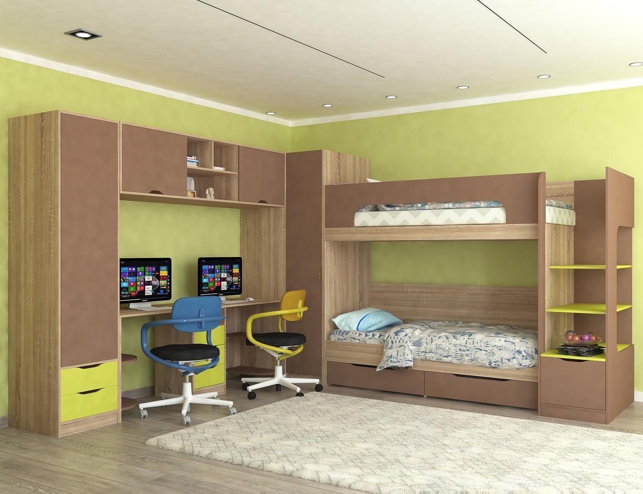 Детская комната Джуниор