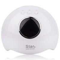 Лампа для маникюра  LED+UV Lamp STAR 6 24W WHITE