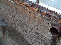 Нанесение химически стойкого покрытия на стены очистных сооружений Resimac
