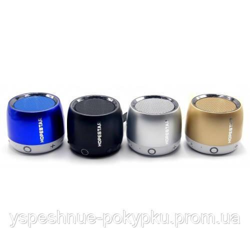 Колонка переносная Hopestar H17 беспроводная Bluetooth