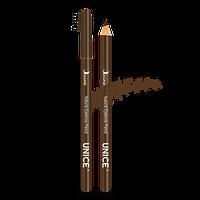 Олівець для брів Unice Divine NEP01, 1,2 г
