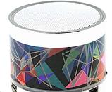 Портативная Аккумуляторная S 71U MP3 Колонка Speaker Small , фото 3