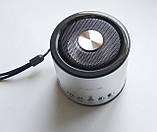 Портативная колонка WSTER WS-Q9 (Bluetooth) FM USB SDcard , фото 7
