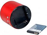 Портативная колонка WSTER WS-Q9 (Bluetooth) FM USB SDcard , фото 8