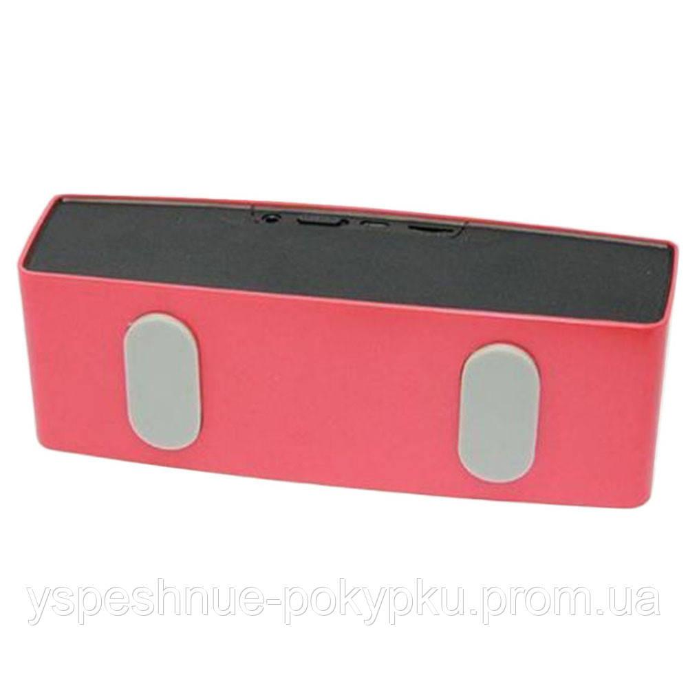 Портативная Аккумуляторная MP3 Колонка S-307 Bluetooth USB FM