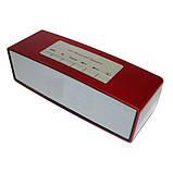Портативная Аккумуляторная MP3 Колонка S-307 Bluetooth USB FM  , фото 5