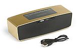 Портативная Аккумуляторная MP3 Колонка S-307 Bluetooth USB FM  , фото 9