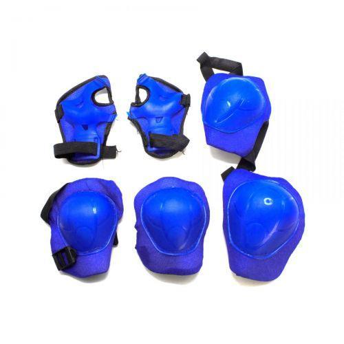 """Набор """"Защитная экипировка"""" (синяя) C34589 sco"""