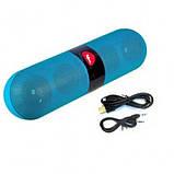 Портативная колонка Mini speaker BT-808 L Bluetooth , фото 3