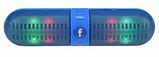 Портативная колонка Mini speaker BT-808 L Bluetooth , фото 4
