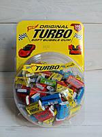 Turbo Original жевательные резинки с фруктовым вкусом 300 шт Турция, фото 1