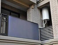 Комплект сонячного квартирного колектора (для нагріву 150л води, родина з 3-х чол)