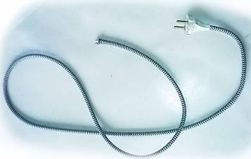 Шнур для утюга с вилкой 10\16А 220В и без заземления