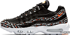 "Женские кроссовки Nike Air Max 95 Se ""just Do It"" AV6246-001, Найк Аир Макс 95"