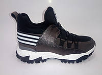 Женские осенние кроссовки ТМ Allshoes