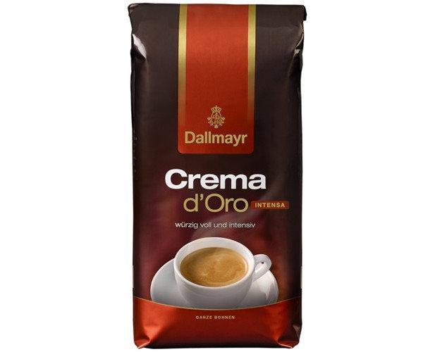 Кофе Dallmayr Crema dOro Intensa (1000 г) в зернах