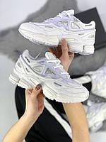Женские кроссовки Adidas RAF Simons White , фото 1