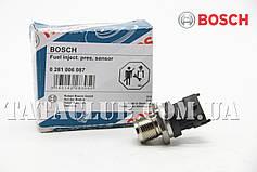 Датчик давления топлива Bosch 0 281 006 087
