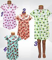 Ночная сорочка для девочки. Ночная сорочка с кружевом для девочки. Легкая ночная рубашка для девочки
