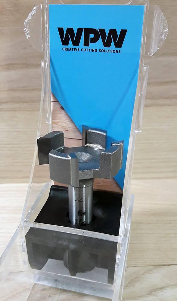 Фреза 4х ножова для вирівнювання поверхні D38.0 d12 P423802