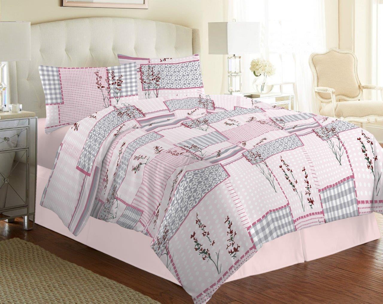 Комплект постельного белья евро Бухара