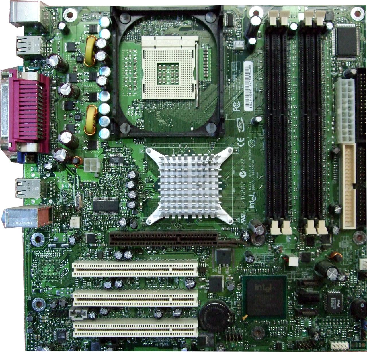 INTEL DESKTOP BOARD D865GLC LAN DRIVERS FOR PC