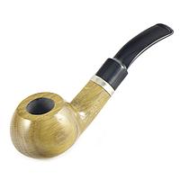 Курительная трубка B&B 2 x 3 см Дуб