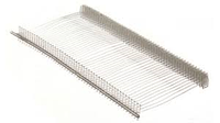 Пластиковые соединители (держатели бирок) 45 мм для стандартных тканей 5000 шт, фото 1