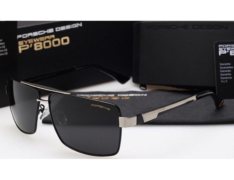Солнцезащитные очки Porsche Design (p-8712) black