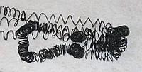 Волосы в спиральке ( 150 грамм ) 14333 Брюнет, фото 1
