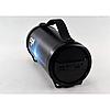 Портативная стерео bluetooth колонка Cigii S11A Чёрный, фото 3