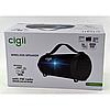 Портативная стерео bluetooth колонка Cigii S11A Чёрный, фото 4