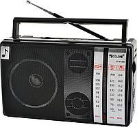 Радиоприемник Golon RX - M70 BT, Радиоприемник от сети и батареек, Радиоколонка MP3 переносная