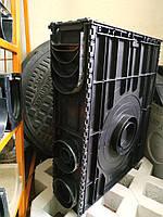Пісковловлювач пластиковий PolyMax 500*156*600 мм, фото 1