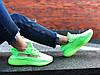 "Кроссовки женские Adidas Yeezy 350 Boost V2 ""Glow"" (Размер: 41), фото 9"