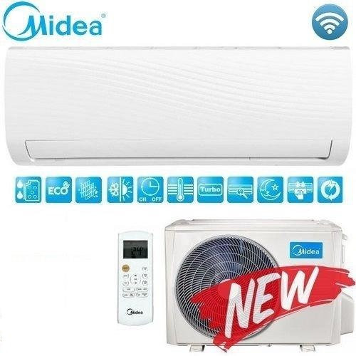 Кондиционер- MIDEA Forest New (-7°C) MSAFA-07HRN1