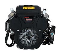Двигатель бензиновый Loncin LC2V78F2   (18 л.с., электростартер, шпонка Ø28,5мм), фото 1