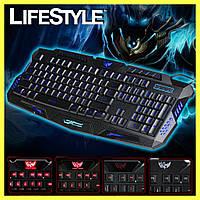 Префессиональная игровая клавиатура M-200 с подсветкой