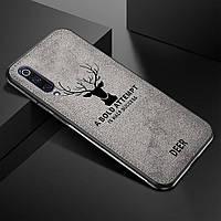 Чехол Deer для Xiaomi Mi 9 SE с джинсовым покрытием (3 Цвета)