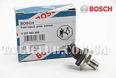 Датчик давления топлива Bosch 0 281 002 909