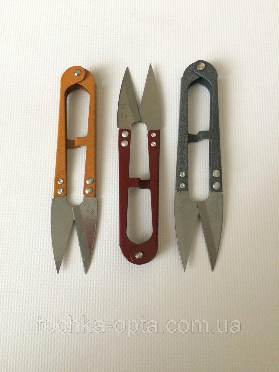 Ножницы швейные для обрезки нитки большие