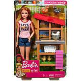 Кукла Барби куриная ферма, фото 9