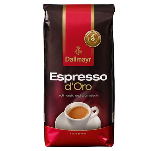 Кофе Dallmayr Espresso d'Oro (1000 г) в зернах