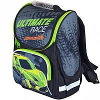 Ранец Рюкзак школьный ортопедический  Smart PG-11 Speed Driver 553011 ж