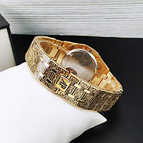 Часы Ademar  Мужские\Женские \Адемар\ Чоловічі\ жіночі, Золотистый Браслет \ Золоті  ГАРАНТИЯ, фото 2